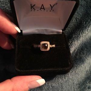 Beautiful Le Vian Chocolate Diamond Ring
